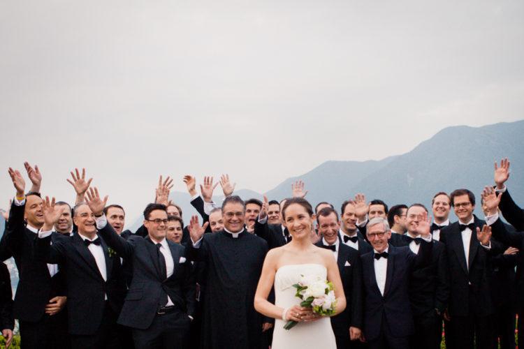 Fotografo matrimonio Lugano | Villa Principe Leopoldo