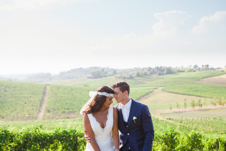 Destination wedding photographer in Monferrato | Villa Sparina