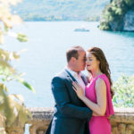 engagement shooting lake como