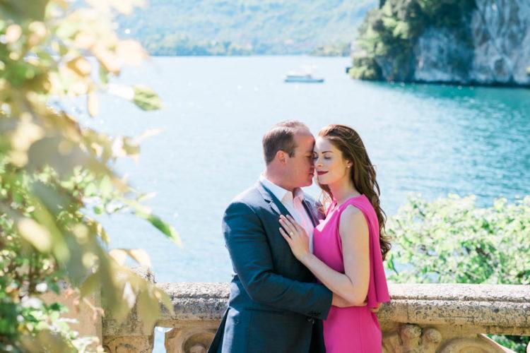 Fotografo matrimonio Villa del Balbianello sul Lago di Como