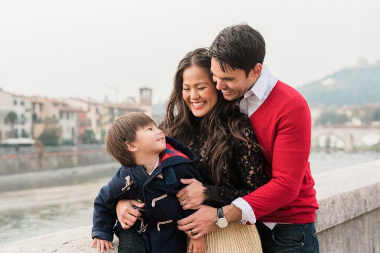 Fotografo Verona | Servizio fotografico di famiglia