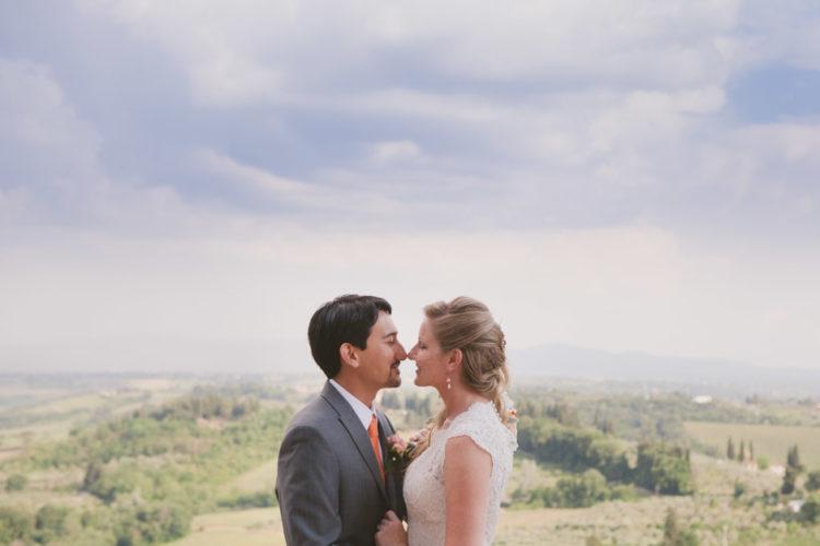 Fotografo matrimonio San Gimignano | Toscana