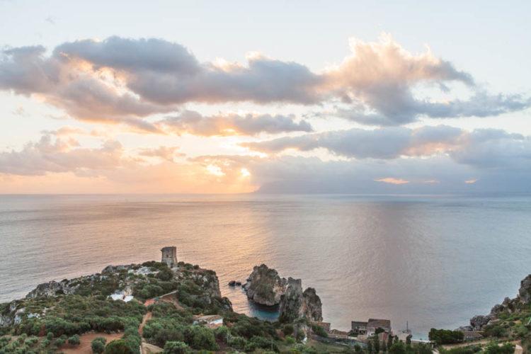 Servizio fotografico dell'Hotel Torre Bennistra, Sicilia