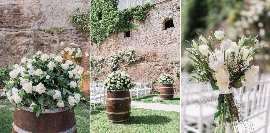 ceccotti flowers matrimonio