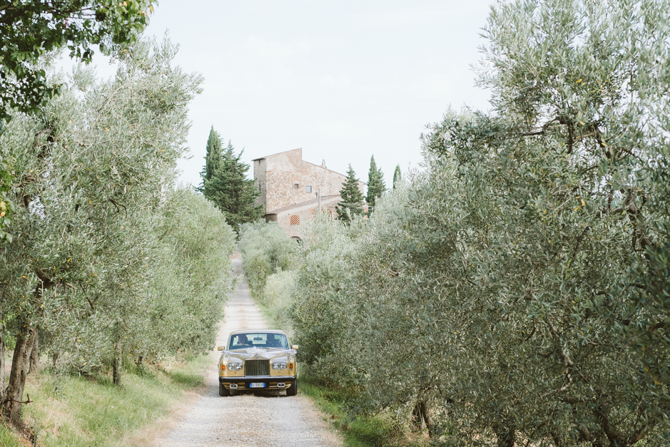 country wedding tuscany