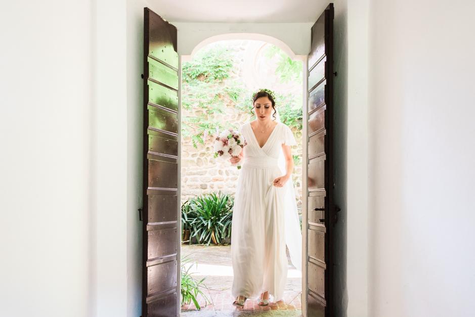 fotografo matrimonio abbazia di santo spirito