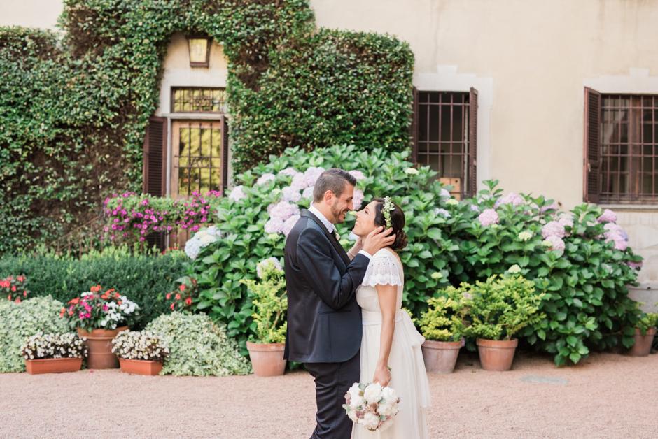 fotografo matrimonio villa giannone