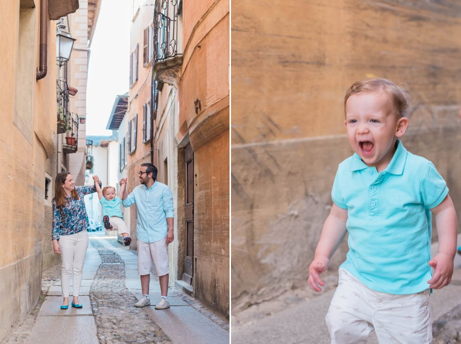 family shooting orta san giulio