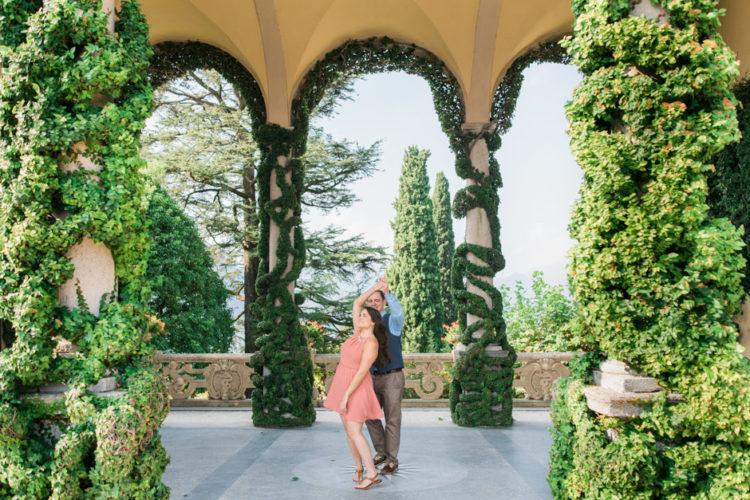 Fotografo Villa del Balbianello sul Lago di Como