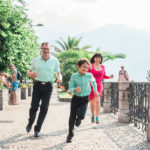 family shooting lake como menaggio