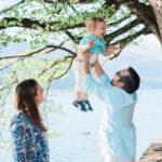 servizio fotografico famiglia orta san giulio