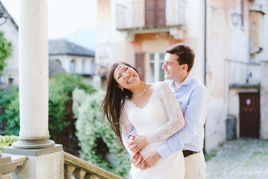 honeymoon session orta san giulio