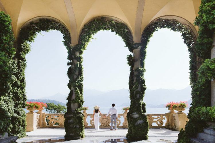 Fotografo Lago di Como, Villa del Balbianello
