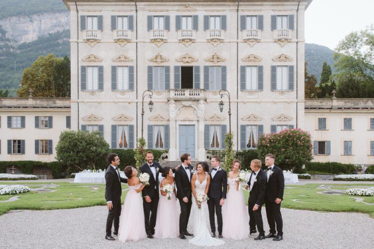 Lake Como Wedding Photographer | Villa Sola Cabiati
